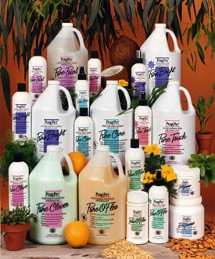 Collection of Shampoos